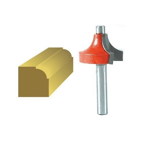 Faithfull Router Bit TCT Two Flute 8.0mm x 19mm 1//4in Shank FAIRB24