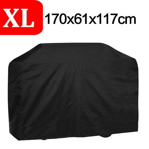 (XL(170*61*117CM)) Waterproof Heavy Duty BBQ Cover - M-XXL