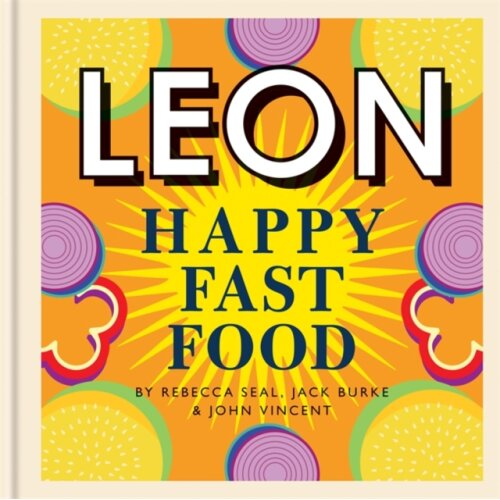 Happy Leons Leon Happy  Fast Food by Seal & RebeccaVincent & JohnBurke & Jack