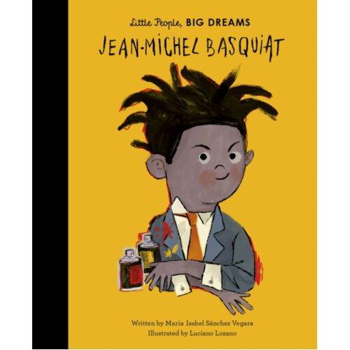 Jean-Michel Basquiat by Sanchez Vegara & Maria Isabel