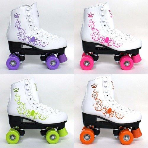 Kingdom GB Vector v2 Quad Wheels Roller Skates