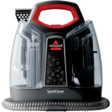 Bissell 36981 SpotClean Carpet Cleaner 330 Watt with Heated Cleaning 3 Year