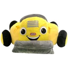 Little Tikes Activity Toy Car Cozy Digger Plush Chair Seat Baby Fun Play Toddler