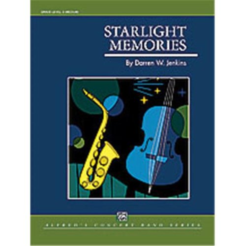 Alfred 00-24678 STARLIGHT MEMORIES-CB - SET
