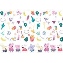 Peppa Pig Plastic Party Table Cover