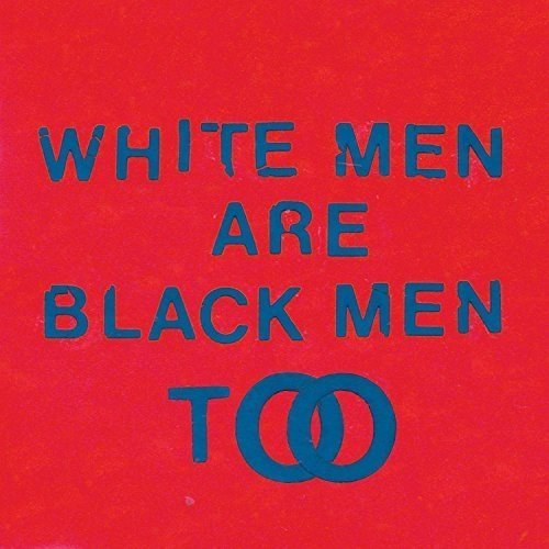 Young Fathers - Young Fathers-white Men Are [CD]