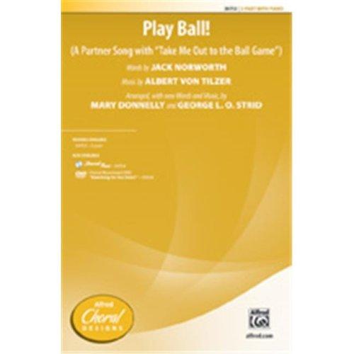Alfred 00-39754 PLAY BALL-STRX CD