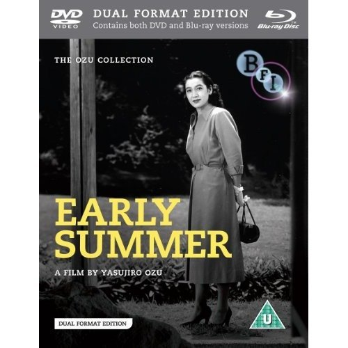 Early Summer / What Did The Lady Forget Blu-Ray + DVD [2010]