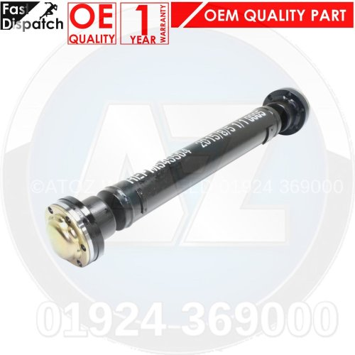 FOR MERCEDES BENZ GL R CLASS FRONT PROPELLAR PROPSHAFT MODIFIED OE QUALITY NEW