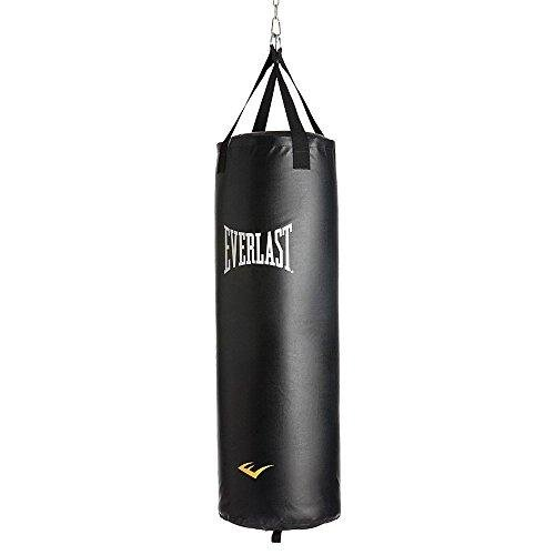 Everlast Nevatear Heavy Punch Bag - Black, 4 Feet