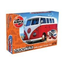 Airj6017 - Airfix Quickbuild - Vw Camper Van