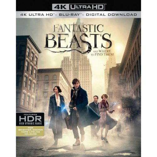 Fantastic Beasts And Where To Find Them 4K Ultra HD [2017]