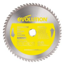 Evolution Stainless Steel Carbide-Tipped Blade, 230 mm