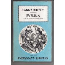 Evelina , Fanny Burney - Used