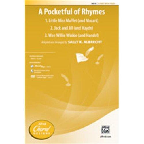 Alfred 00-38011 POCKETFUL OF RHYMES-STRX CD