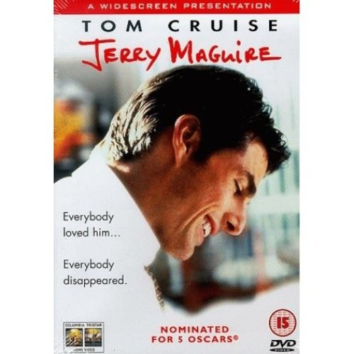 Jerry Maguire DVD [2011]
