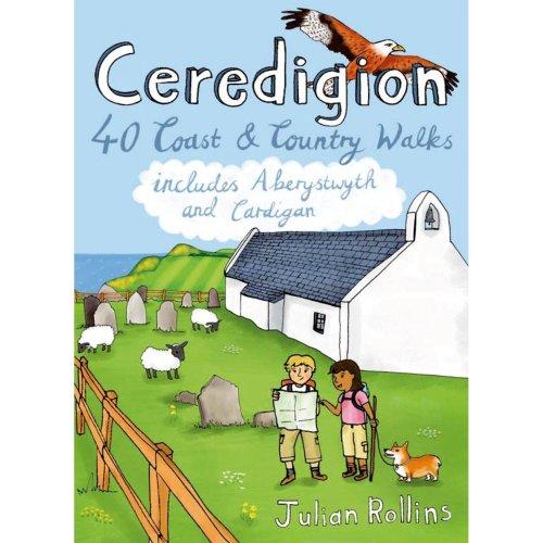 Ceredigion (Pocket Mountains) - 40 Coast & Country Walks incl Aberystwyth/Cardigan