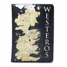 Game Of Thrones Westeros Passport Holder