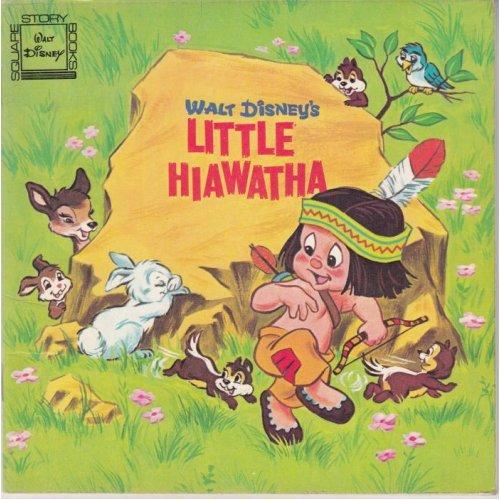 Walt Disney's Little Hiawatha , - Used