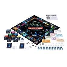Halo Edition Monopoly