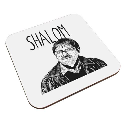 Shalom Meme Friday Night Dinner Jim Coaster