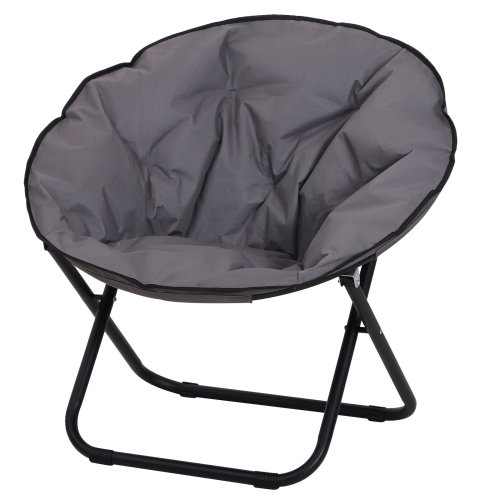 Oversized Folding Camping Moon Chair