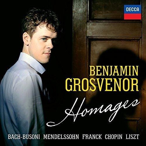 Benjamin Grosvenor - Homages [CD]