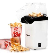 Geepas 1200W Electric Popcorn Maker | Oil-Free Popcorn Popper