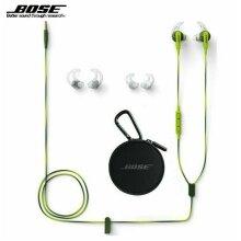 Bose SoundSport in-Ear Headphones Earphones with Volume Cont. Green - iOS - Used