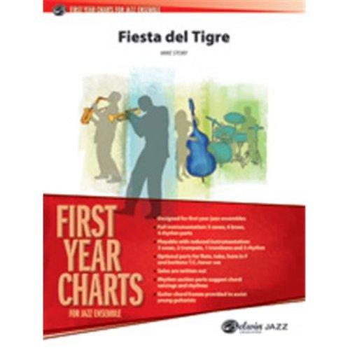 Alfred 00-40340 FIESTA DEL TIGRE-JFY