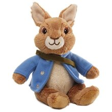 gund Peter Rabbit Beanbag Stuffed Animal