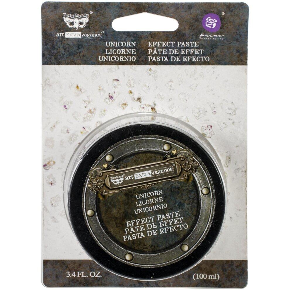 Finnabair Art Extravagance Effect Paste 100ml Jar-Unicorn
