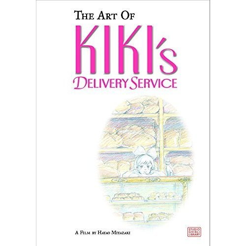 The Art of Kiki's Delivery Service (Studio Ghibli Library)