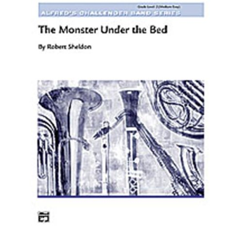 Alfred 00-23290 MONSTER UNDER THE BED THE-CH