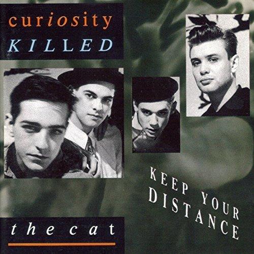 Curiosity Killed the Cat - Keep Your Distance [CD]