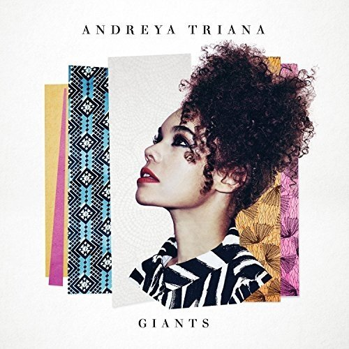 Andreya Triana - Giants [CD]