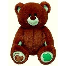 Build A Bear Workshop Girl Scouts Thin Mint Cookie 14 Plush Bear