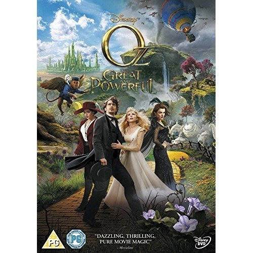 Oz - The Great And Powerful DVD [2013]