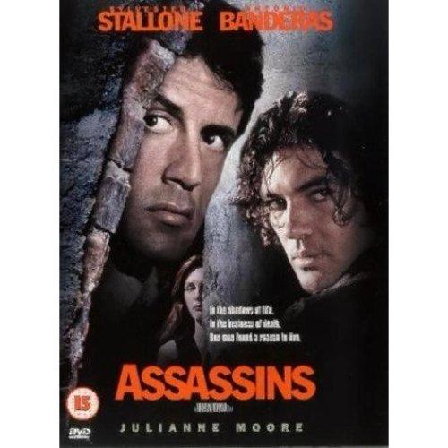 Assassins DVD [1998] - Used