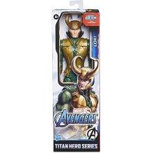 Avengers Titan Hero Loki Action Figure