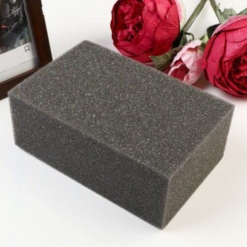 Felting Mat, Felt Sponge Accessories, Dry Felt, Diy Felt, Density Foam, Craft Supplies, Block Foam, Beginner Felt, 15х10х6cm