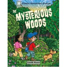 Puzzle Adventure Stories: The Mysterious Woods