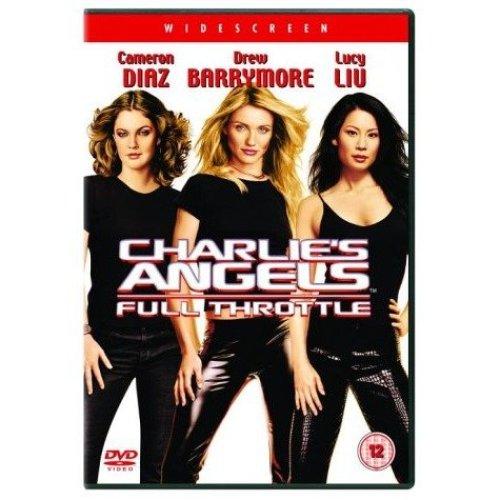 Charlies Angels - Full Throttle DVD [2014]