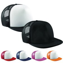 Beechfield Unisex Vintage Snapback Trucker Adjustable Mesh Baseball Cap Hat