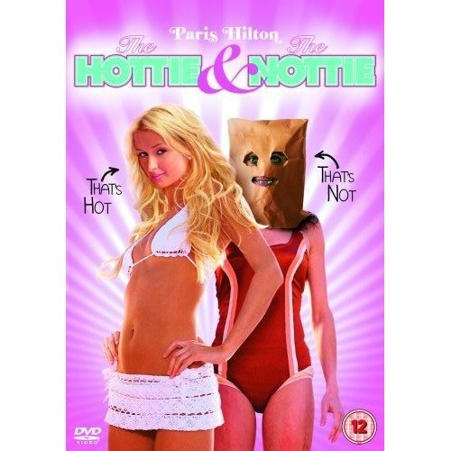 The Hottie & The Nottie DVD [2008]