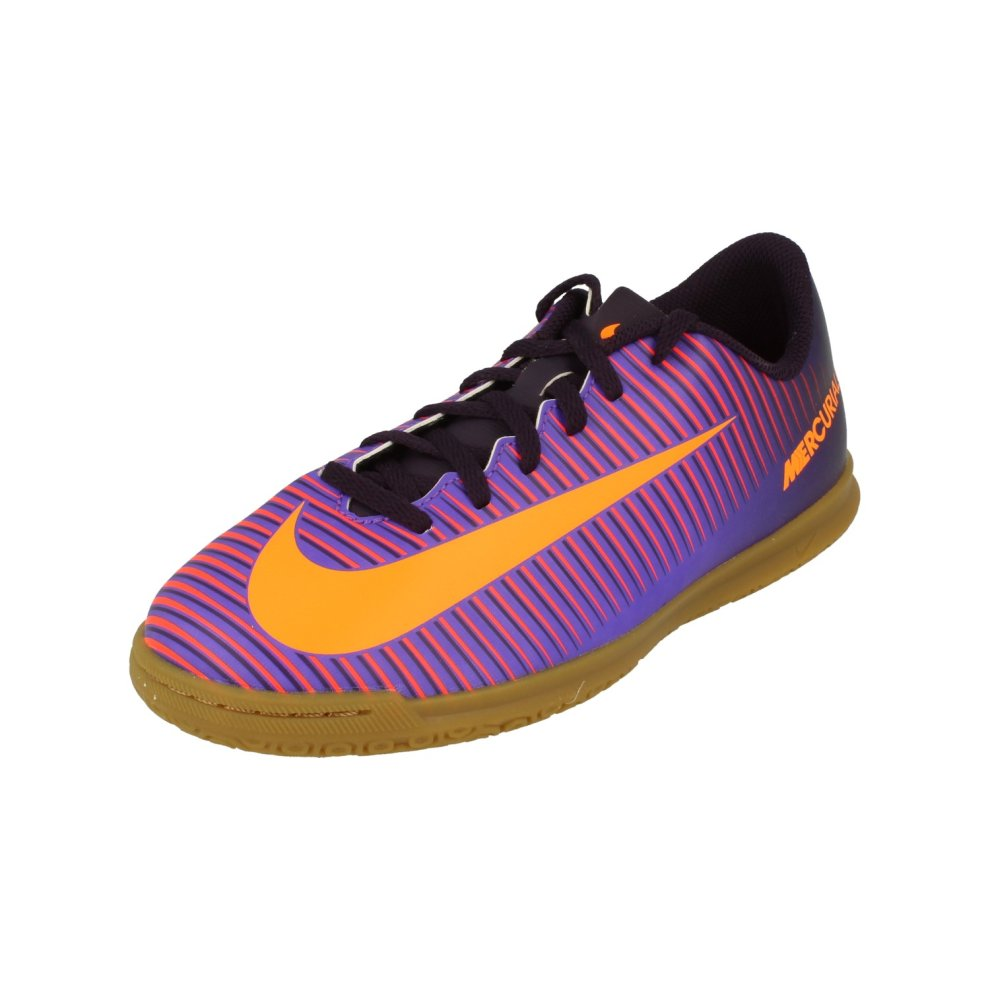 Denso Rizo Interpersonal  Nike Junior Mercurial Vortex III IC Football Boots 831953 Trainers on OnBuy