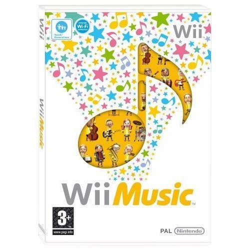 Nintendo Wii Music Nintendo Wii Game