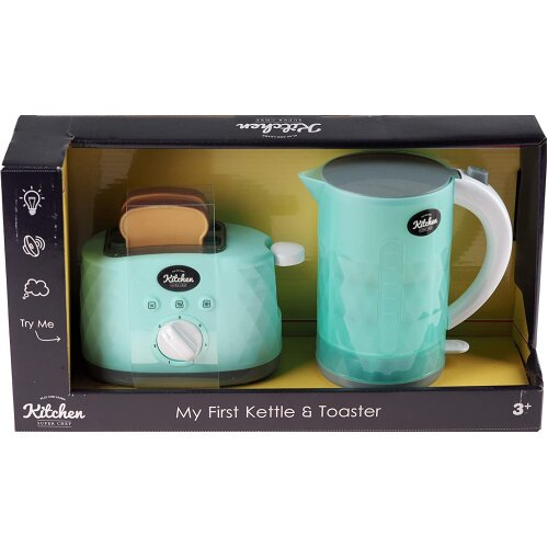 My First Kettle And Pop Up ToasterWith Light And Sound Toy