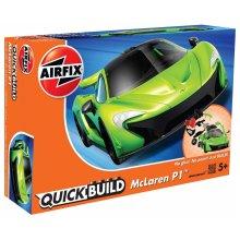 Airfix J6021 Quick Build Mclaren P1 Model, Green