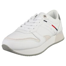 Tommy Hilfiger Active City Sneaker Womens Casual Trainers in White